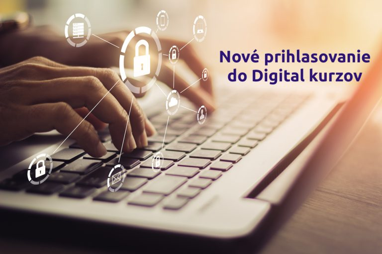 Zjednodušujeme vstup do Digital kurzov