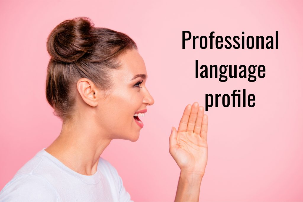 Language profile