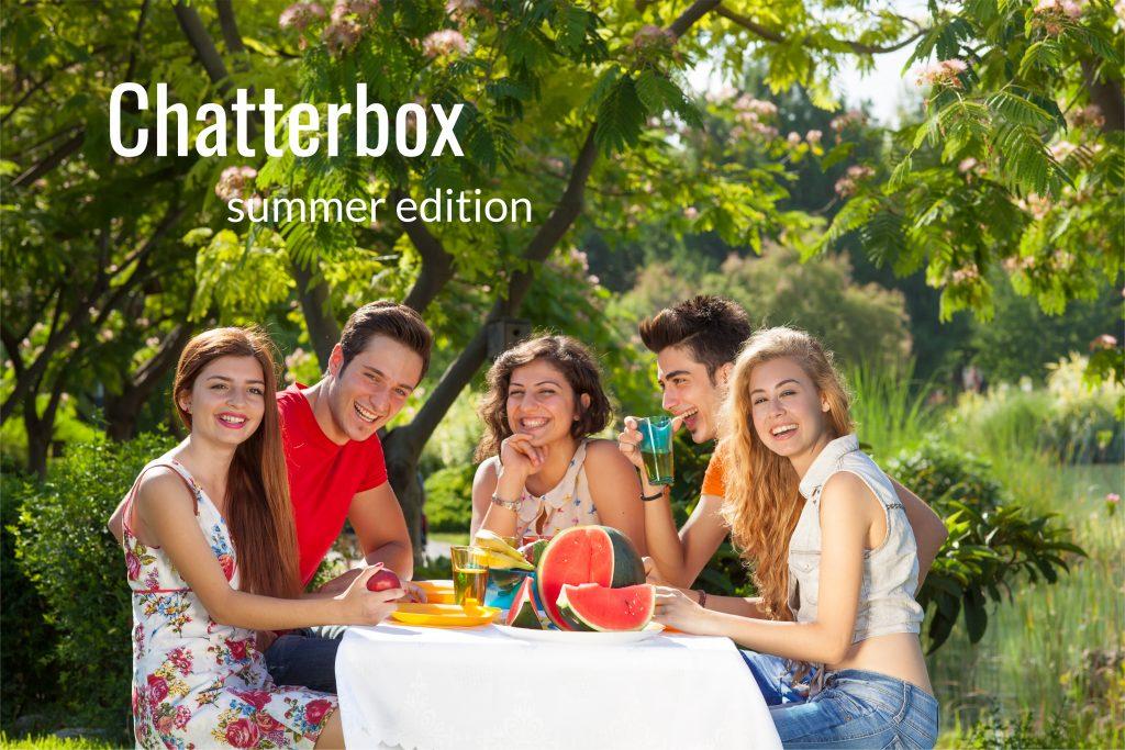 Chatterbox anglická konverzácia