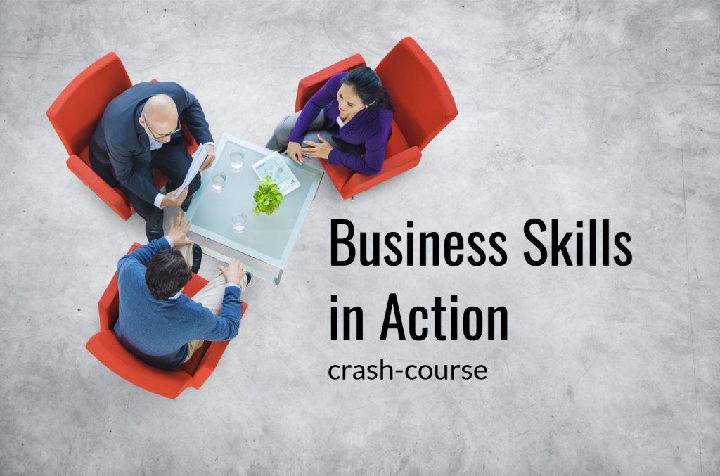 intenzívny kurz komunikácie v obchodnej angličtine