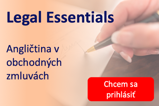 Edifiers jazykovy workshop legal essentials