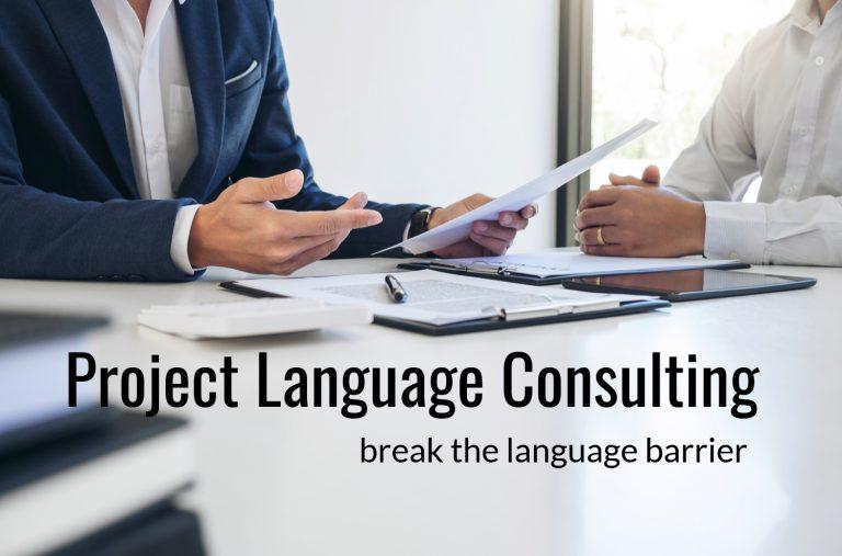 Využite služby jazykového konzultanta